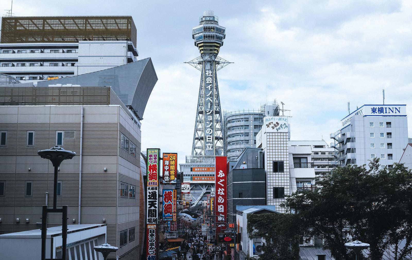 大阪で1日デートするのにお勧めしたい天王寺!